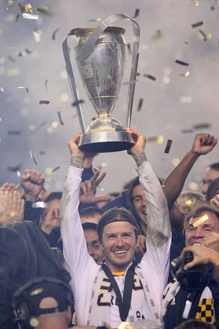 Mls-champion-beckham